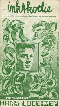 INKTKOELIE. - Twee maandelijks Semi-literair-tijdschrift rondom de Nederlandse dichtkunst. Hans Lodeizen.