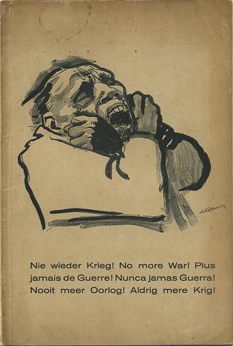 - - Nie wieder Krieg! No more War! Plus jamais de Guerre! Plusjamais de Guerre! Nooit meer Oorlog! Aldrig mere Krig!